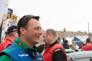 Driver coaching from Eric Foss racing