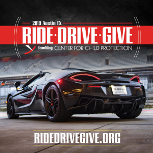 RIDE.DRIVE.GIVE.
