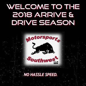 MSSW 2018 ARRIVE & DRIVE